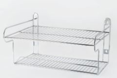 TWO LAYER MICRO OVEN STAND