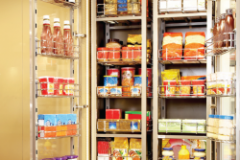 SWING OUT CHEF'S PANTRY UNIT