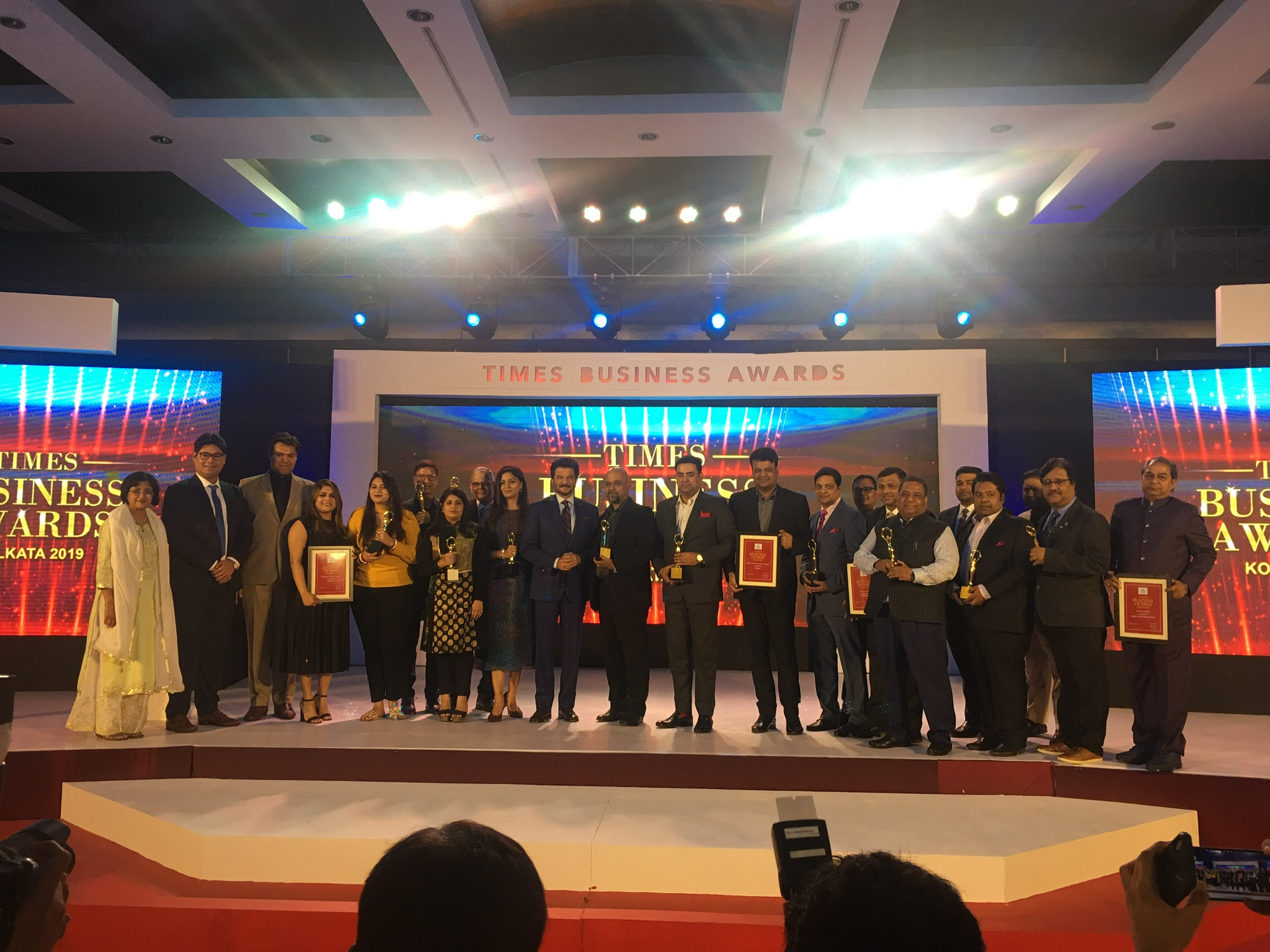 Kutchina conferred best modular kitchen and appliance maker of eastern India