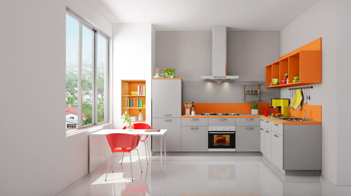 Kitchen Into a Comfortable Space