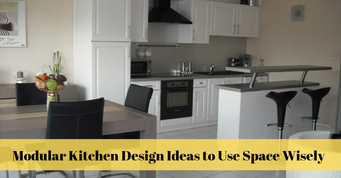 4 Modular Kitchen Design Ideas To Use Space Wisely Kutchina Solutions