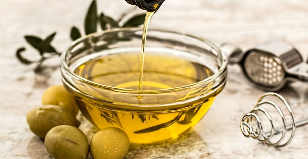 Use healthy cooking oils
