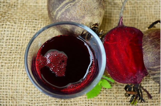Prepare beet juice with Kutchina juicer