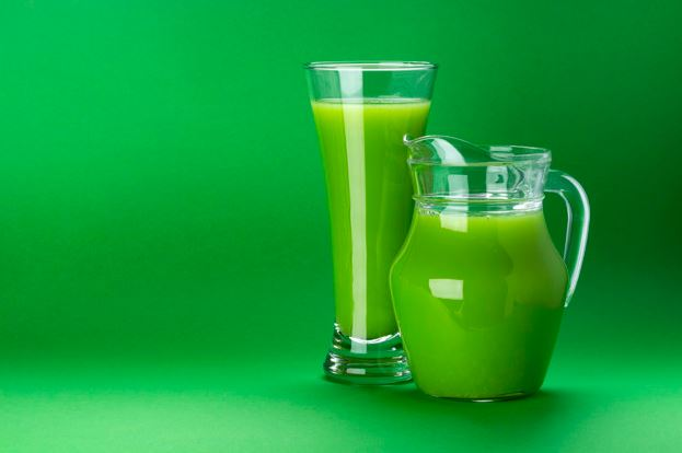 apple and cucumber juice