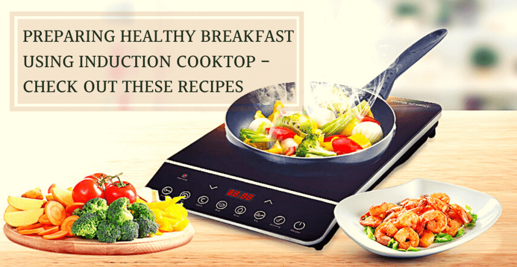 using induction cooktop