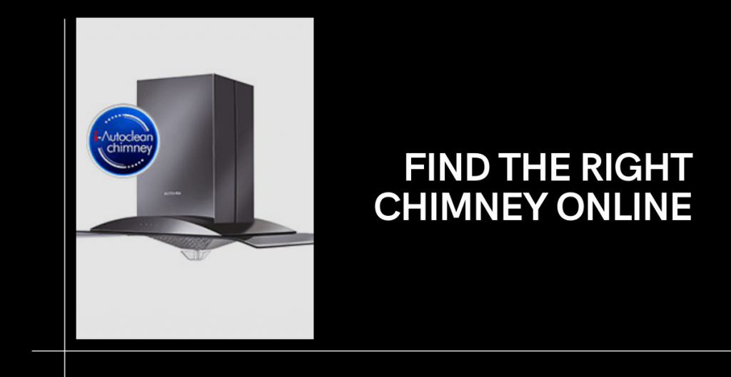 chimney for small kitchen