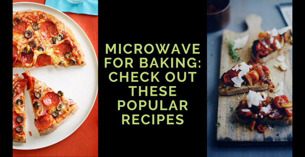 Microwave Convention Recipes